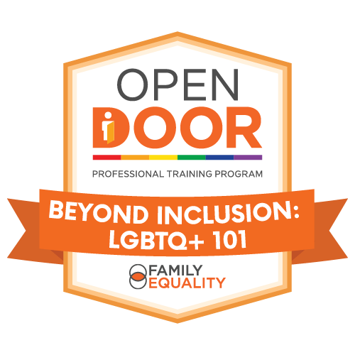 Open Door Beyond Inclusion Certification